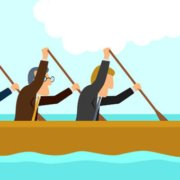 How to Get Your Team Rowing in the Same Direction